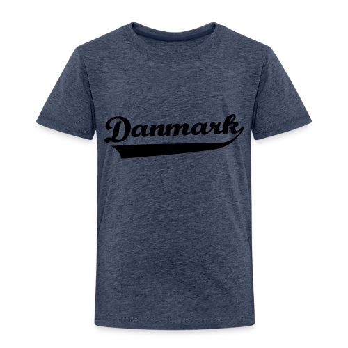 Danmark Swish - Børne premium T-shirt