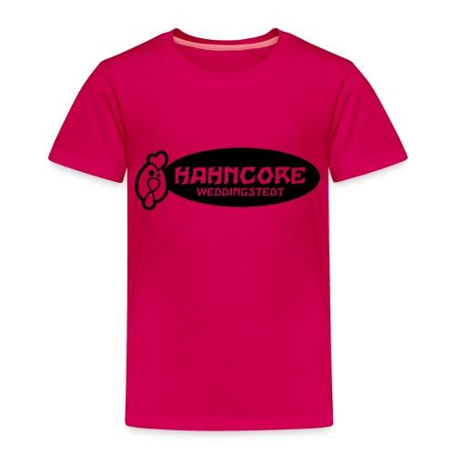 hahncore_sw_nur - Kinder Premium T-Shirt