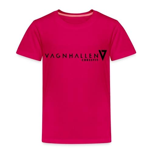 Vagnhallen_logo_ligg - Premium-T-shirt barn