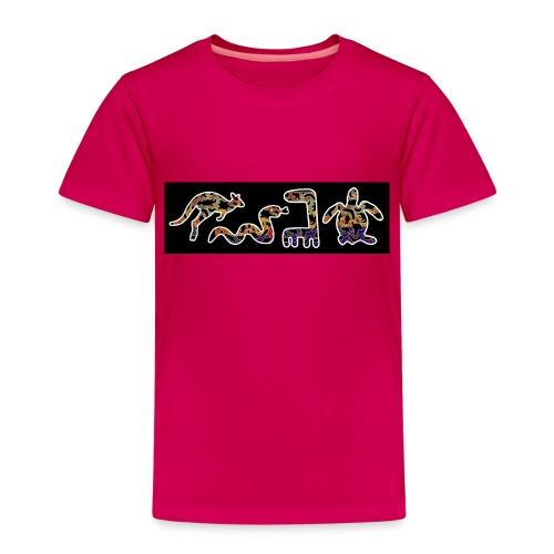 Les kangourous noirs 2 - T-shirt Premium Enfant