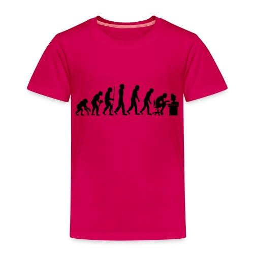 evolution geek ordinateur informatique - T-shirt Premium Enfant