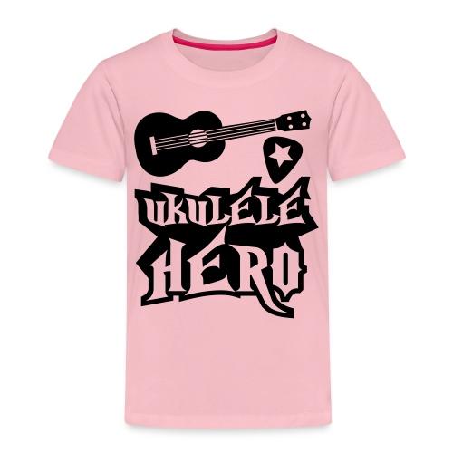 Ukelele Hero - Kids' Premium T-Shirt