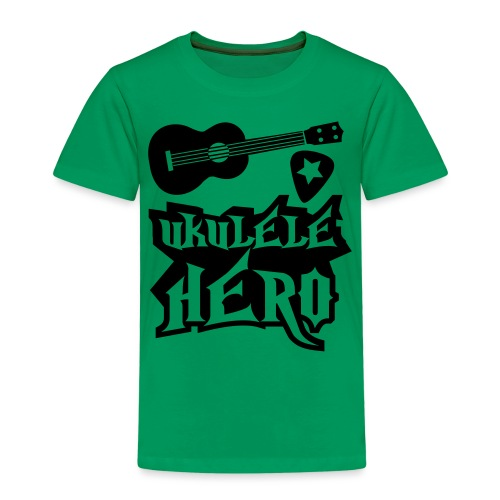 Ukelele Hero - Kids' Premium T-Shirt
