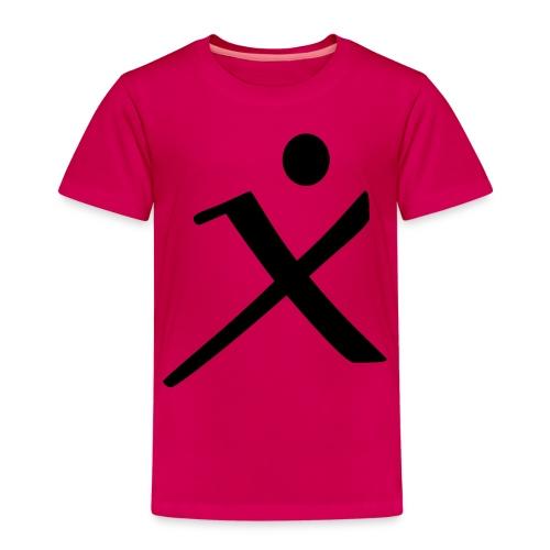 intoxicated logo ixi - Kinder Premium T-Shirt