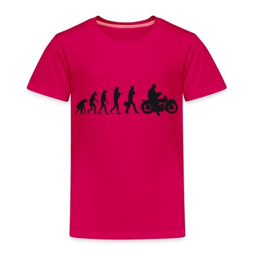 Evolution de l'homme - T-shirt Premium Enfant