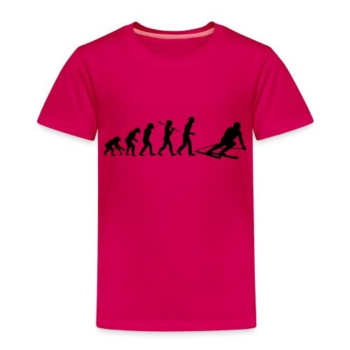 evolution ski - T-shirt Premium Enfant