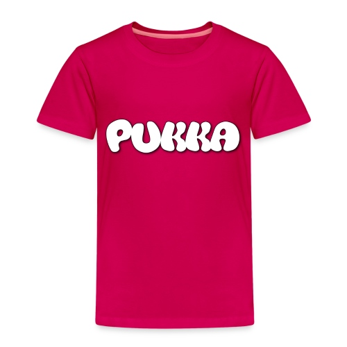 Pukka Official T-Shirt - Kids' Premium T-Shirt