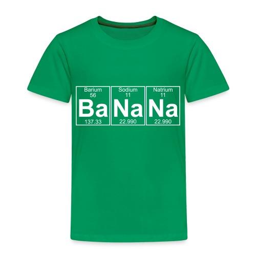 Ba-Na-Na (banana) - Full - Kids' Premium T-Shirt