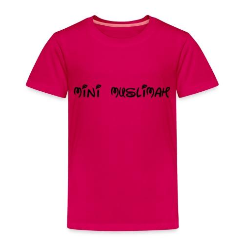 Minnie Muslimah - Kids' Premium T-Shirt