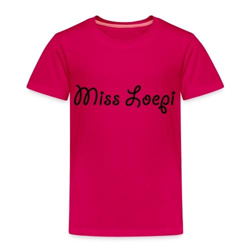 missloepi - Kinder Premium T-Shirt