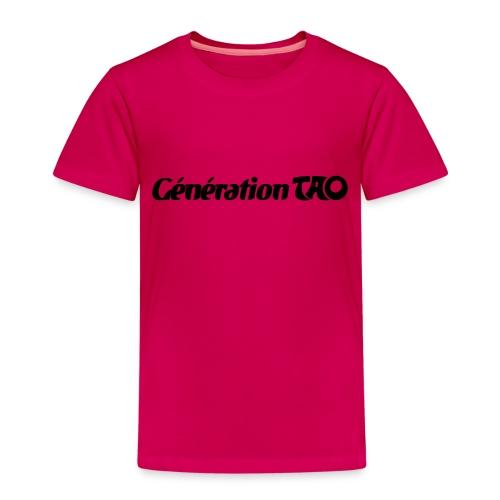 Génération Tao - T-shirt Premium Enfant