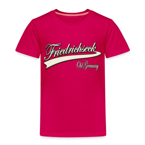 friedrichseck2 weiss - Kinder Premium T-Shirt