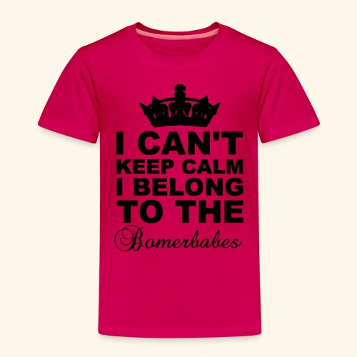 Can t keep calm - Kids' Premium T-Shirt