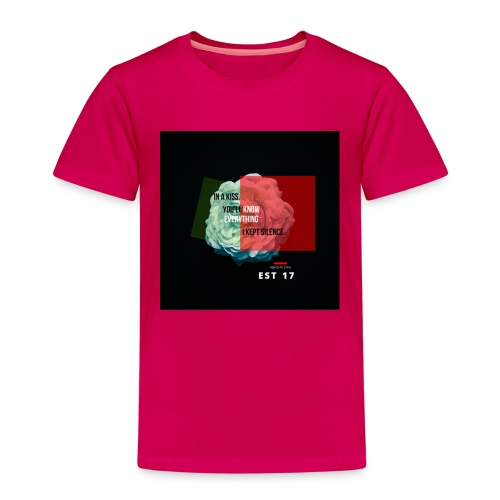 kiss adc - Camiseta premium niño