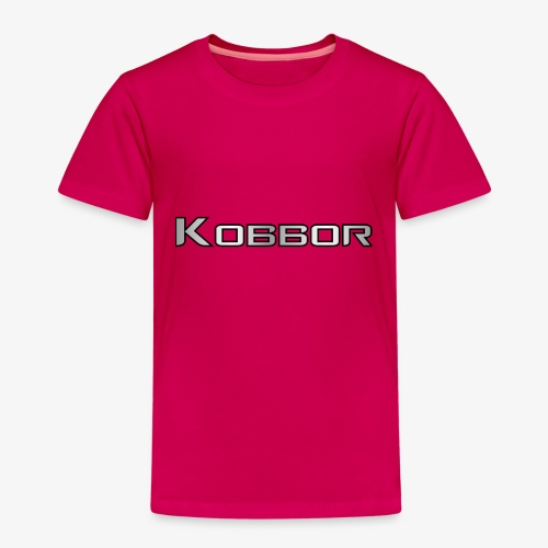Kobbor In Grey - Kids' Premium T-Shirt