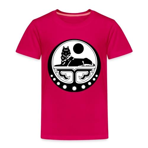 ichkeria wolf - Kinder Premium T-Shirt