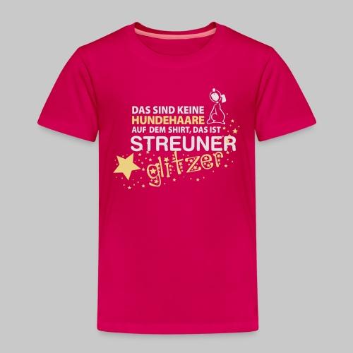 Streuner Glitzer - Kinder Premium T-Shirt