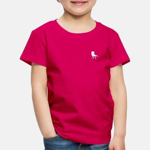 T-Rex logo - Kids' Premium T-Shirt