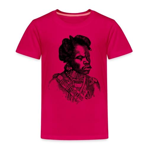 zulu man png - T-shirt Premium Enfant