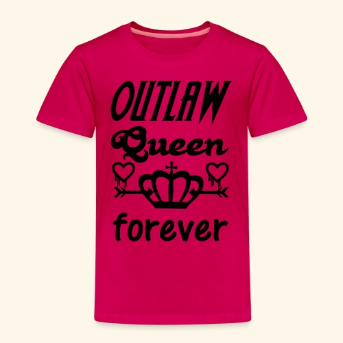 OutlawQueen Once Upon A Time Shirts - Kids' Premium T-Shirt