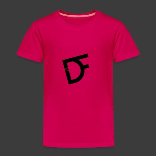 DoubleFace en noir - T-shirt Premium Enfant