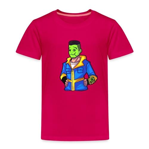 fallout emotes 022 - Kids' Premium T-Shirt