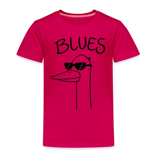 Blues Goose - Kinder Premium T-Shirt