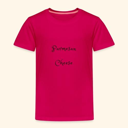 Parmesan Cheese - Kids' Premium T-Shirt