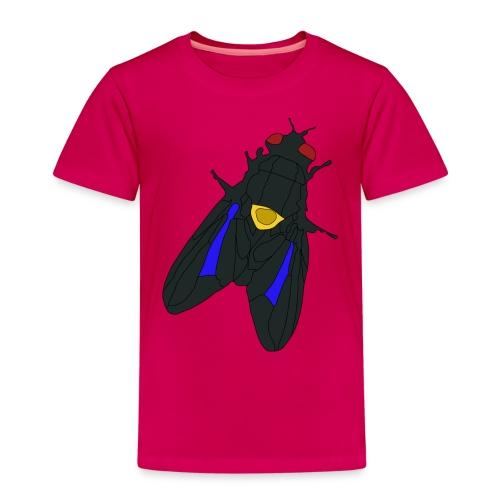 Fluga - Premium-T-shirt barn