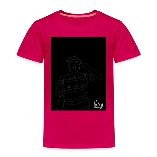 BlancoYnegro - Camiseta premium niño
