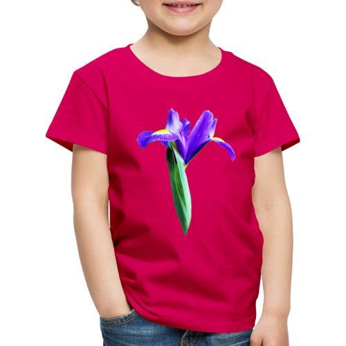 TIAN GREEN Garten - Iris 2020 02 - Kinder Premium T-Shirt