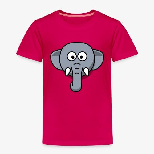 elephant - Maglietta Premium per bambini