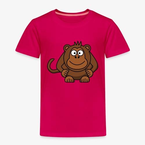 monkey - Maglietta Premium per bambini