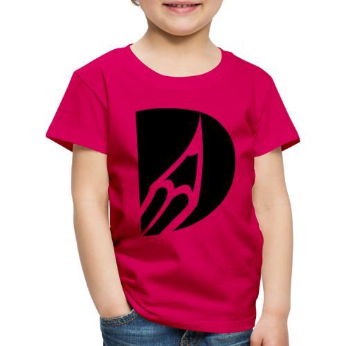 bleistiftLogo einfarb - Kinder Premium T-Shirt
