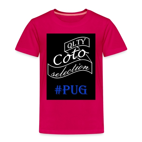 Pug version - Kids' Premium T-Shirt