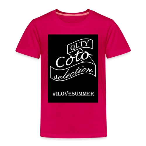 Summer - Kids' Premium T-Shirt