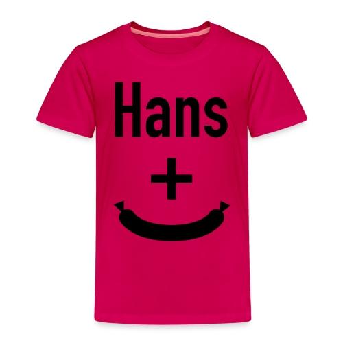 oskarmariagrafhinten - Kinder Premium T-Shirt