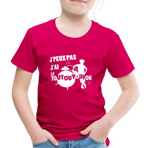 JPEUXPAS BLANC - T-shirt Premium Enfant