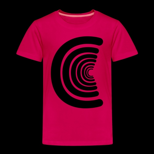 calm logo - Kids' Premium T-Shirt