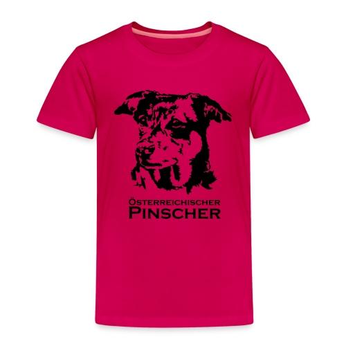 Österreichischer Pinscher - Kinder Premium T-Shirt