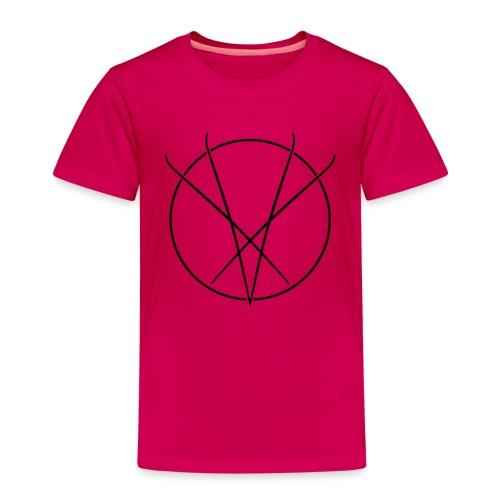 Sukset ristissä - Lasten premium t-paita