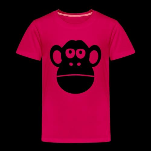 monkey ape singe - Kids' Premium T-Shirt