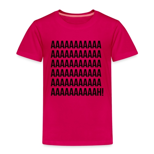 Aaaaaaaah! - T-shirt Premium Enfant