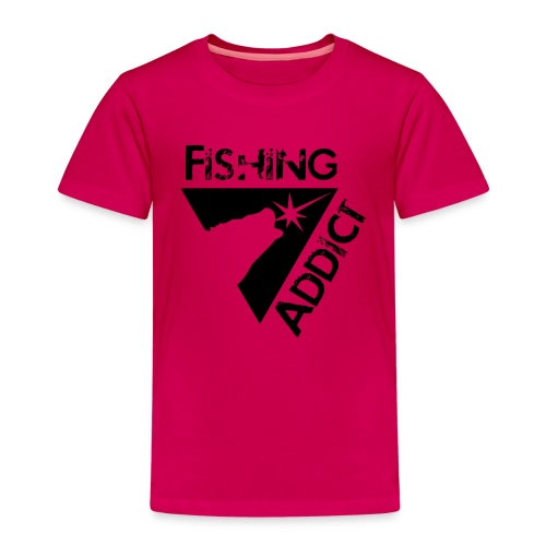 Fishing addict - T-shirt Premium Enfant