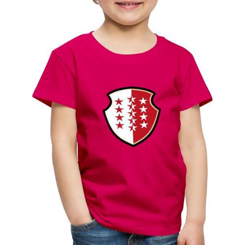 Bouclier Valaisan - Kinder Premium T-Shirt