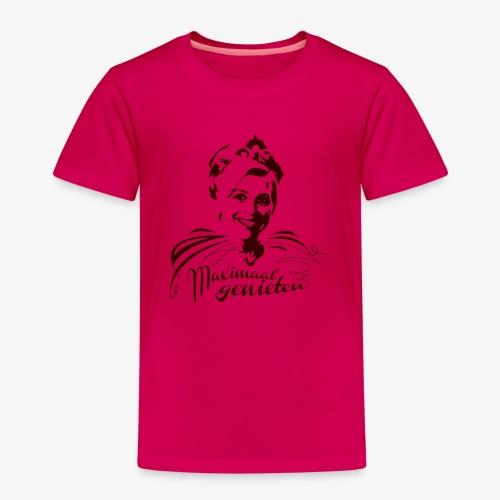 Koninging Maxima - Kinderen Premium T-shirt