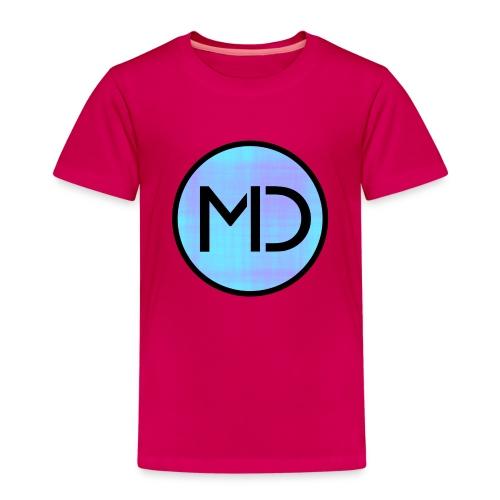 MD Blue Fibre Trans - Kids' Premium T-Shirt