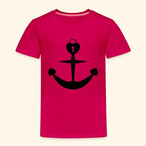 love loyalty faith hope - Kinder Premium T-Shirt