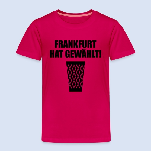 Frankfurt Wahl - Kinder Premium T-Shirt