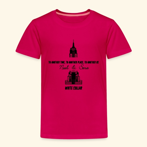 Neal Sara - Kids' Premium T-Shirt